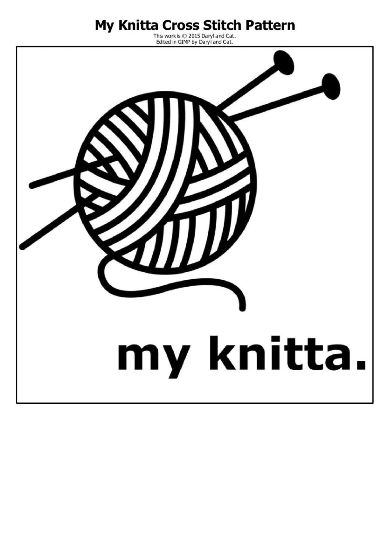 Deftones Cross Stitch Pattern by DarylandCatStitches on Etsy