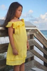 Girls beach coverup | Etsy