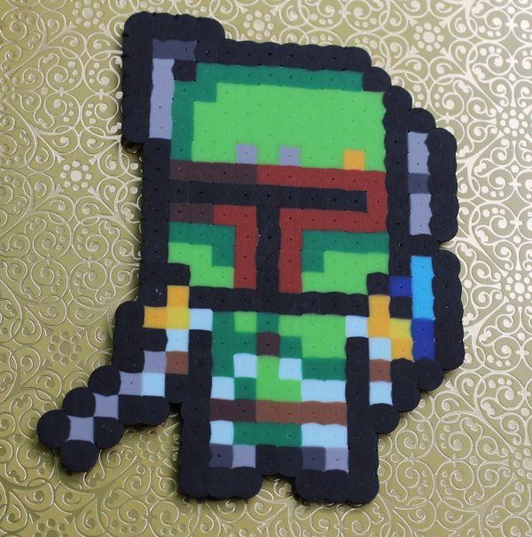 20 8 Bit Star Wars Boba Fett Pictures And Ideas On Meta Networks