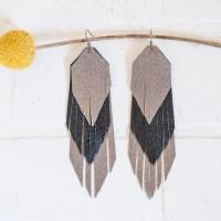 feather earrings wholesale  Etsy