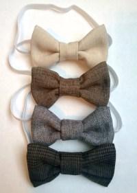 Dressy bow ties baby boy ties toddler bow ties bow ties