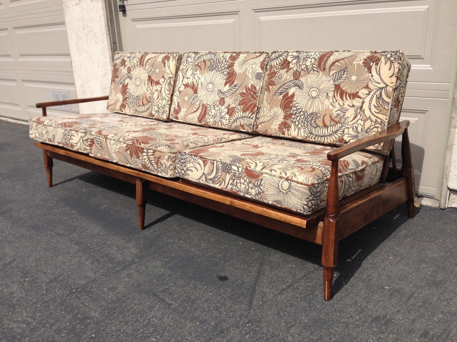 modern sofa chair royal throne chairs for sale mid century couch loveseat sleeper daybed teak