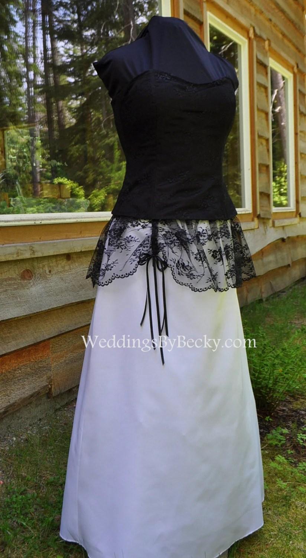 Lace Western Wedding dress