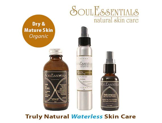 Dry Skin Mature Skin 3 Step Skincare System by ...