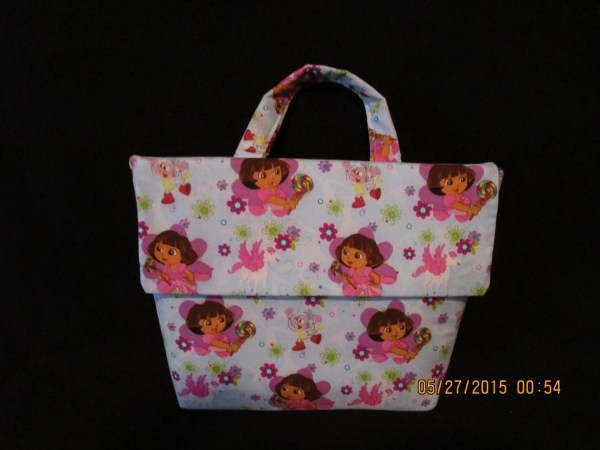 Dora Explorer Bible Bag