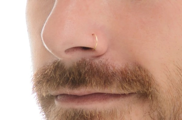 Fake Nose Ring Fake Nose Cuff Faux nose piercing by