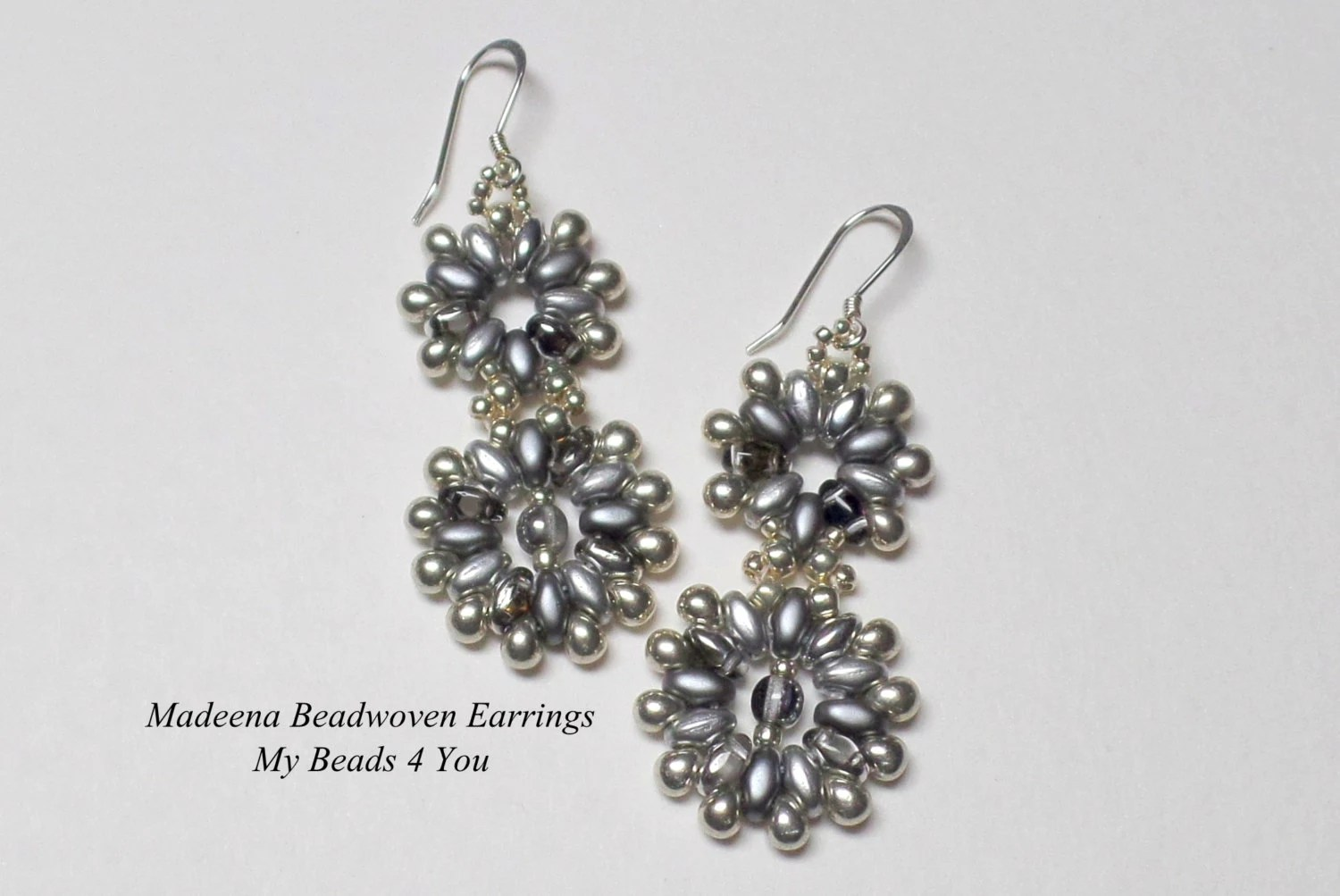Beading Tutorials and Patterns. Beaded Jewelry by mybeads4you