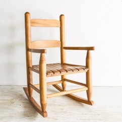 Toddler Wooden Rocking Chair Marine Captain Chairs Child 39s Kids By Littlecows