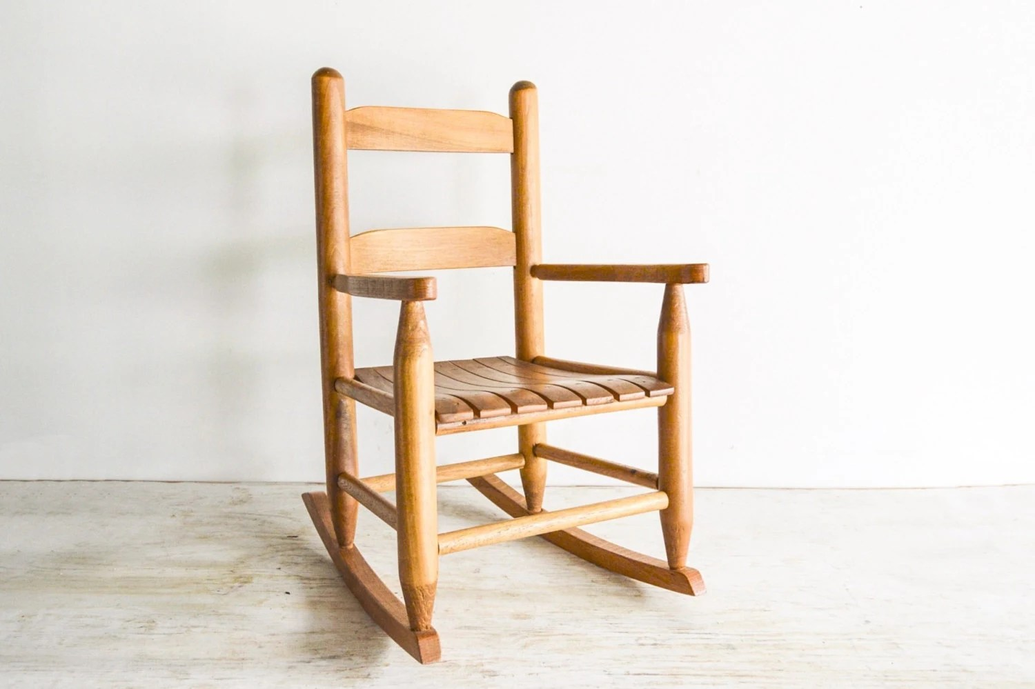 kids wooden rocking chair small dining table and chairs child 39s by littlecows