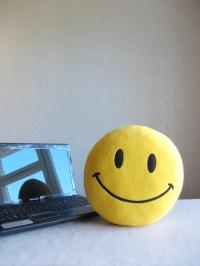 Smiley Smiley face Smiley face pillow Happy Face pillow