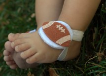 Baby Barefoot Sandals Boy Sandal