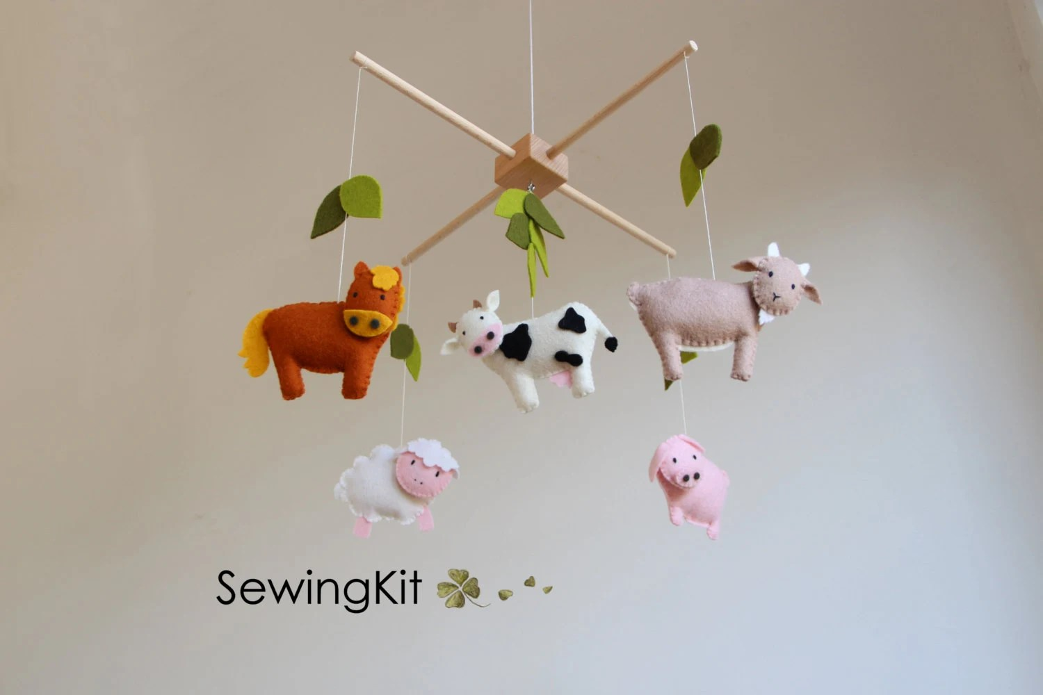 Baby Mobile Kit Nz Baby Gear Galore Diy Woodland Baby