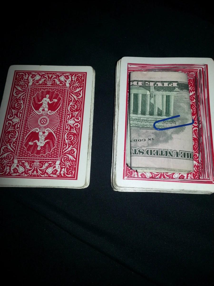 Cards Safe