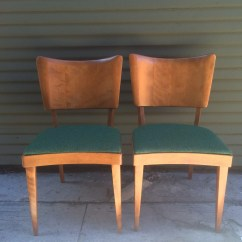 Heywood Wakefield Chairs Rustic Living Room Hold For Blayke Stingray Set Of 2