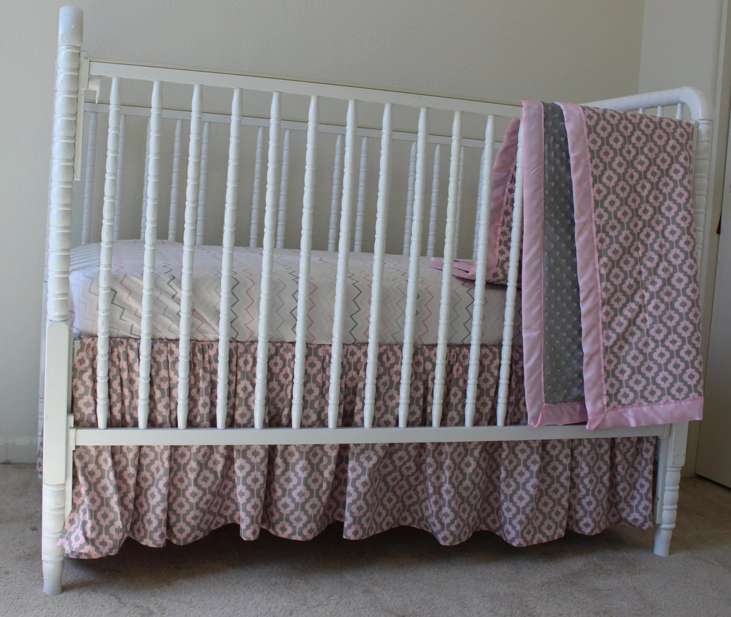 Design Your Own Baby Bedding With Our Help Gray By