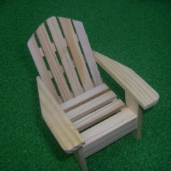 Miniature Adirondack Chairs Folding Metal Chair Beach Fairy Garden