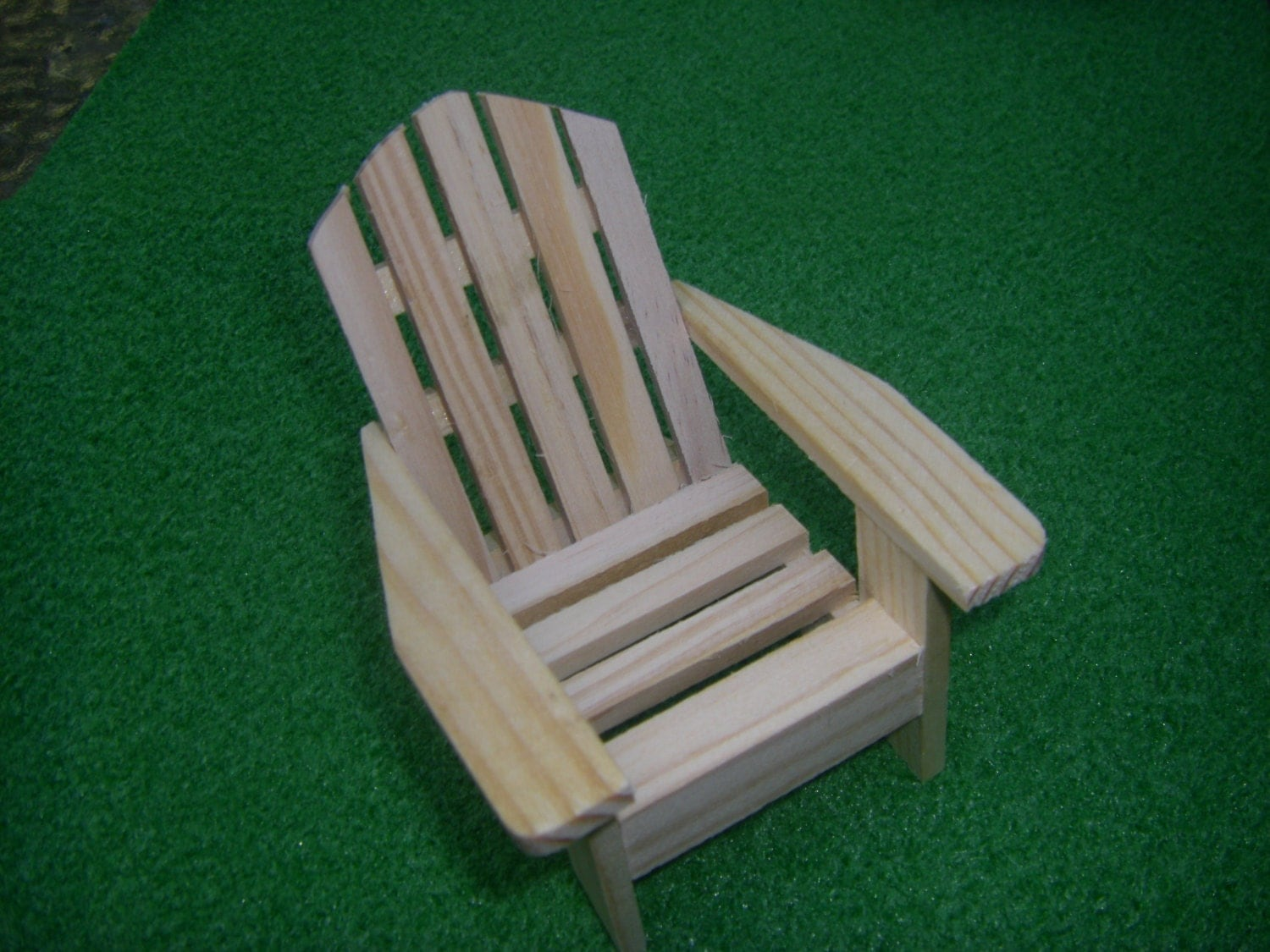 Mini Adirondack Chairs Adirondack Chair Beach Chair Fairy Garden Miniature