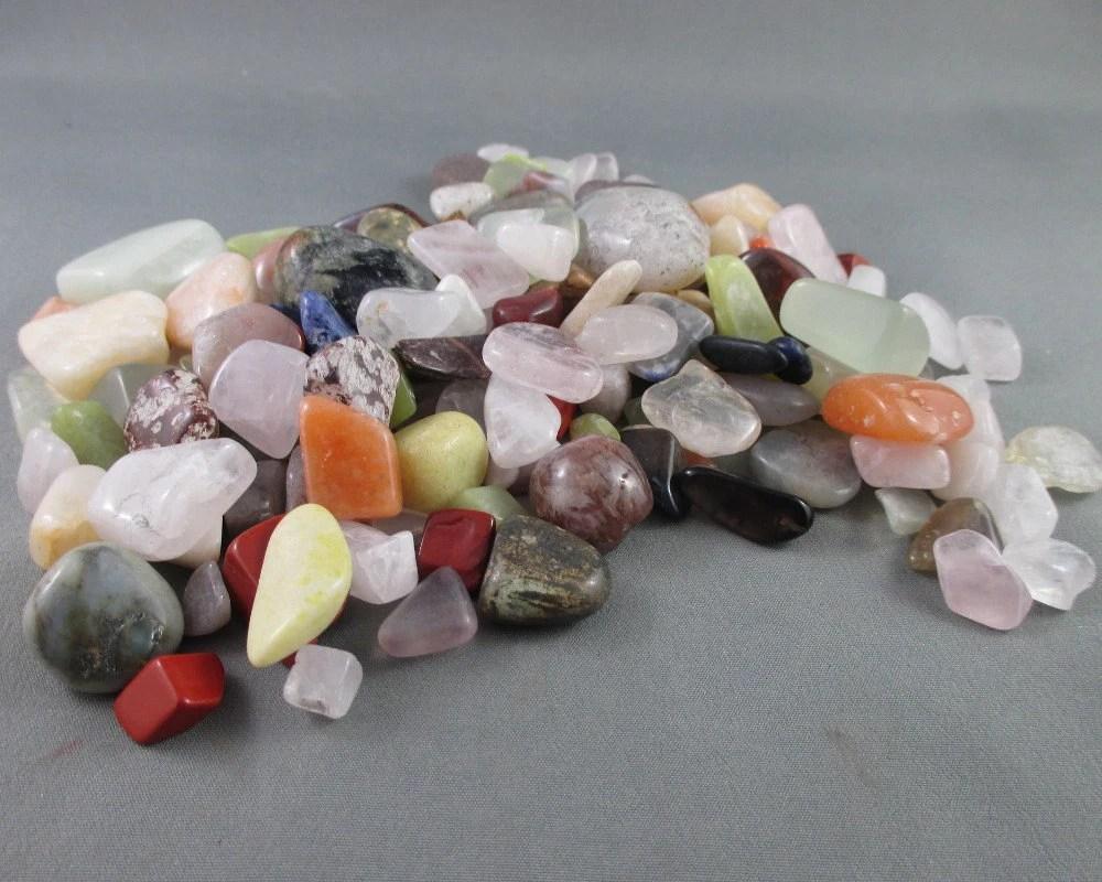 14 lb Tumbled Stones Bulk Stones Rocks and Minerals Earth