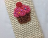 Cupcake Crochet Phone Coz...