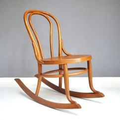 Vintage Bentwood Chairs Wooden Chair Rocking By Thewhitepepper On Etsy