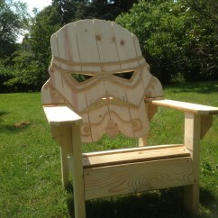 Unfinished Adirondack Chair Video Game Chairs Target Star Wars Storm Trooper Chairadirondack