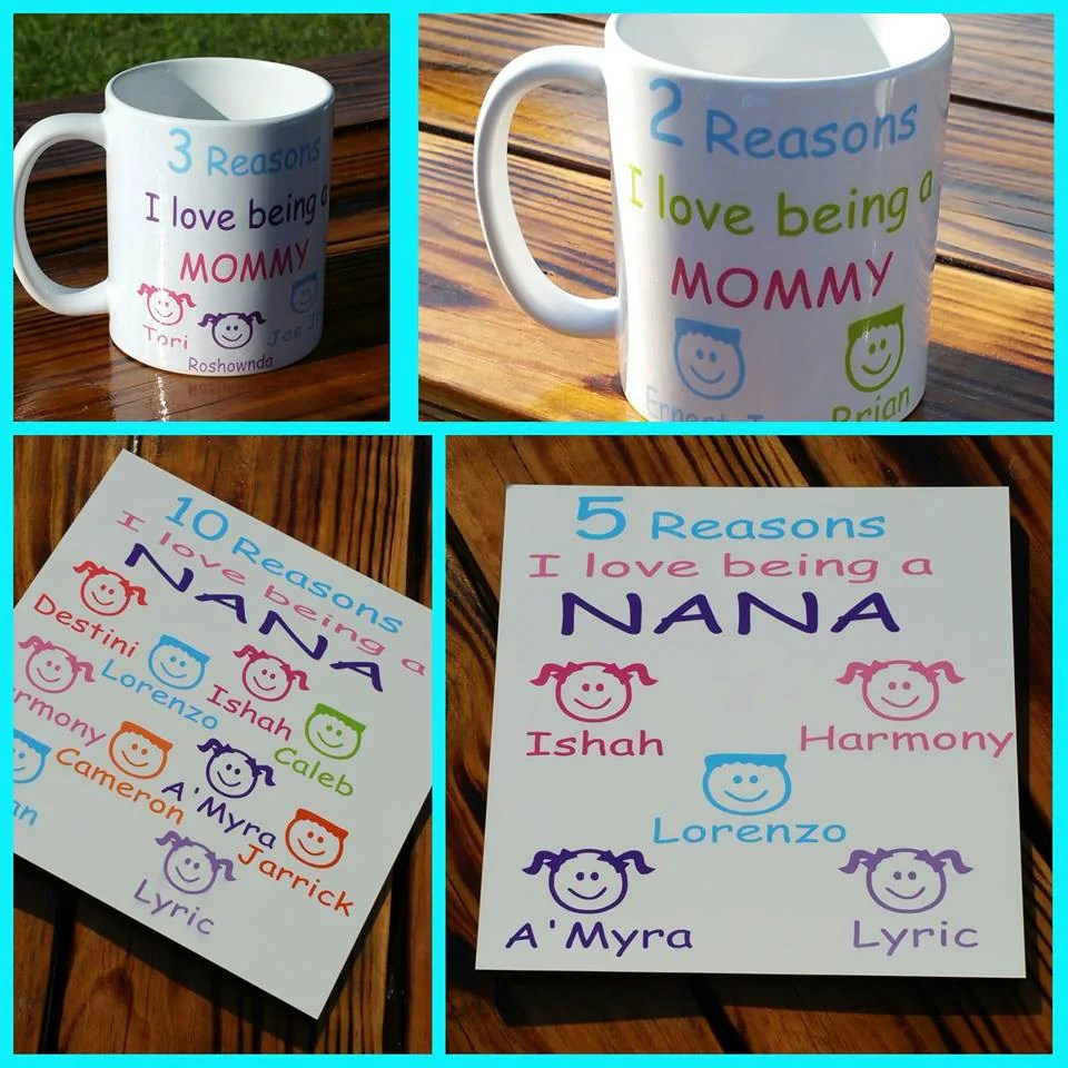 Download Mother's Day Gift Set Gift Set Reason I love being a