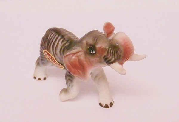 China Miniature Animal Figurines - Year of Clean Water