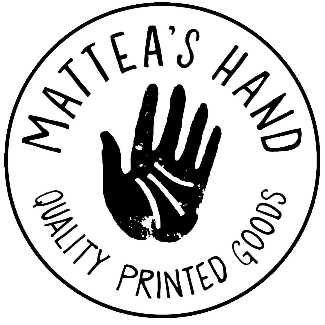 Goods Hand Illustrated in Louisiana by MatteasHand on Etsy