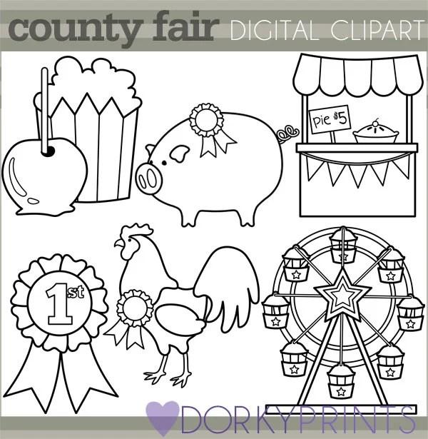 Popular items for fair clipart on Etsy