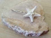 starfish hair pin mermaid costume