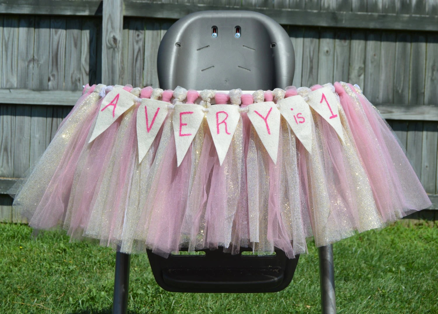 high chair tutu chairs of the world gw2 skirt tulle birhtday