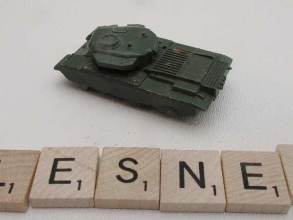 Lesney England Centurion Tank Mark Iii Mtnwomengoods