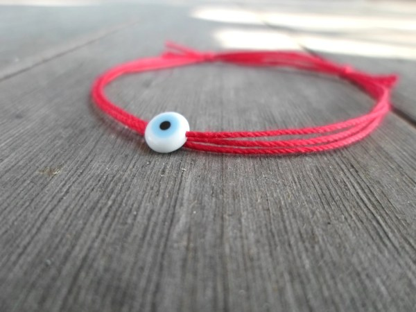 Womens Kabbalah Bracelet Mens Evil Eye