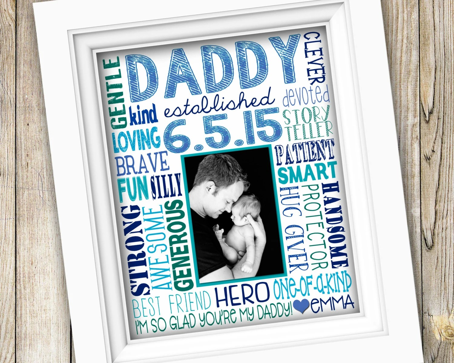 Father S Day T First Time Dad T Printable