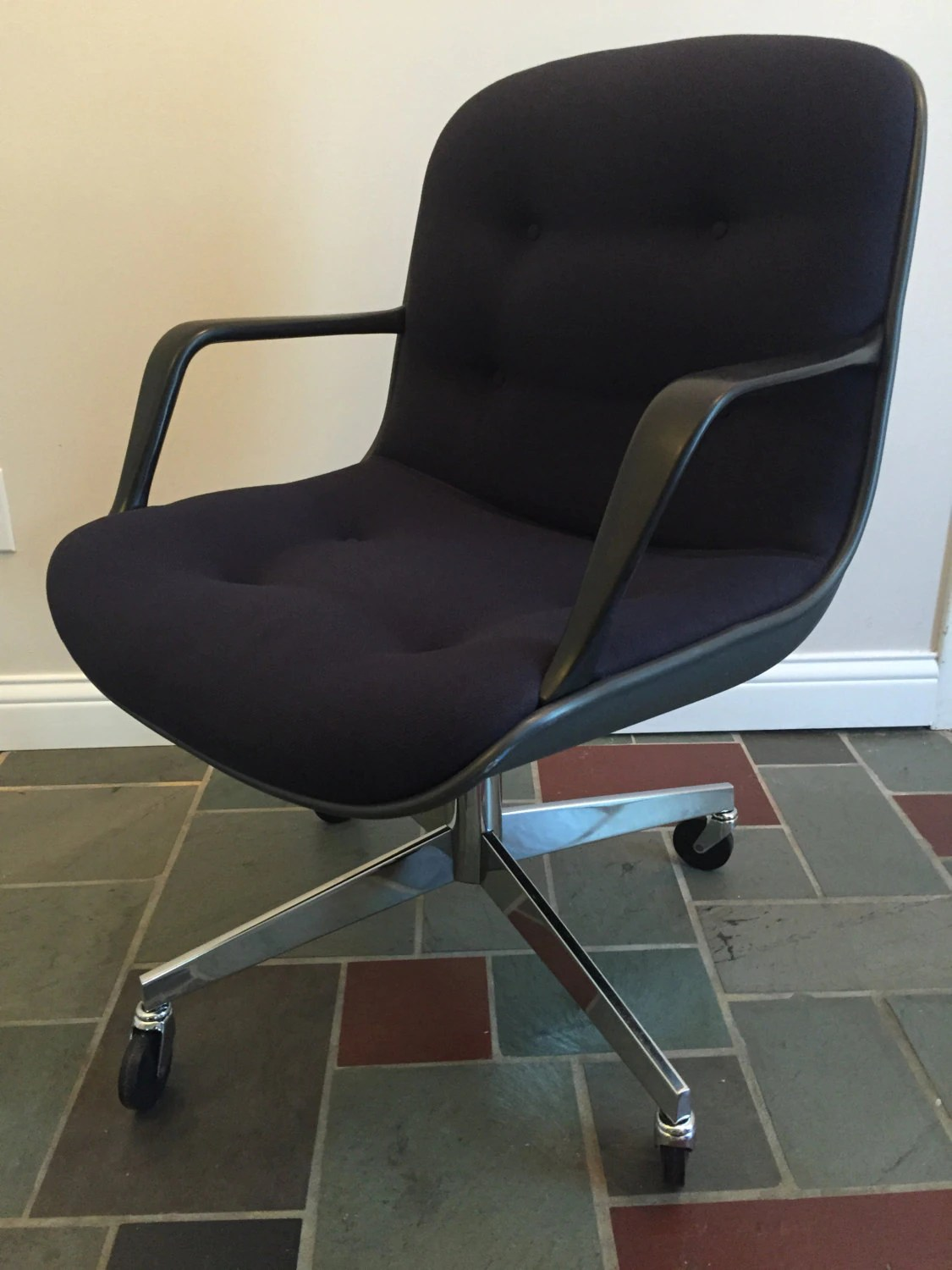 steelcase vintage chair lane leather i cant believe the 80s are
