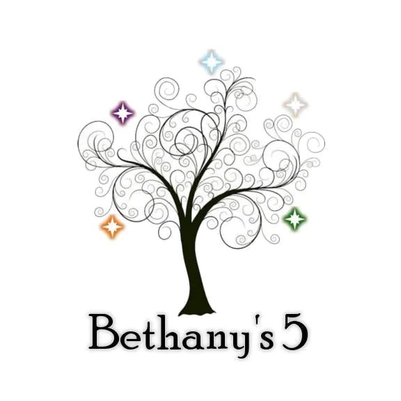 Welcome to Bethany's 5 named for my 5 children. by Bethanys5