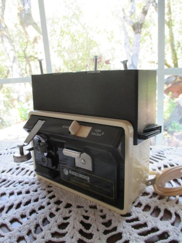 Vintage Black & Decker Spacemaker Electric Opener