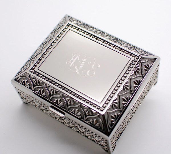 Personalized Jewelry Boxes
