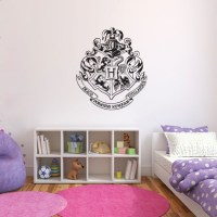 Harry Potter Hogwarts Crest Wall Decal