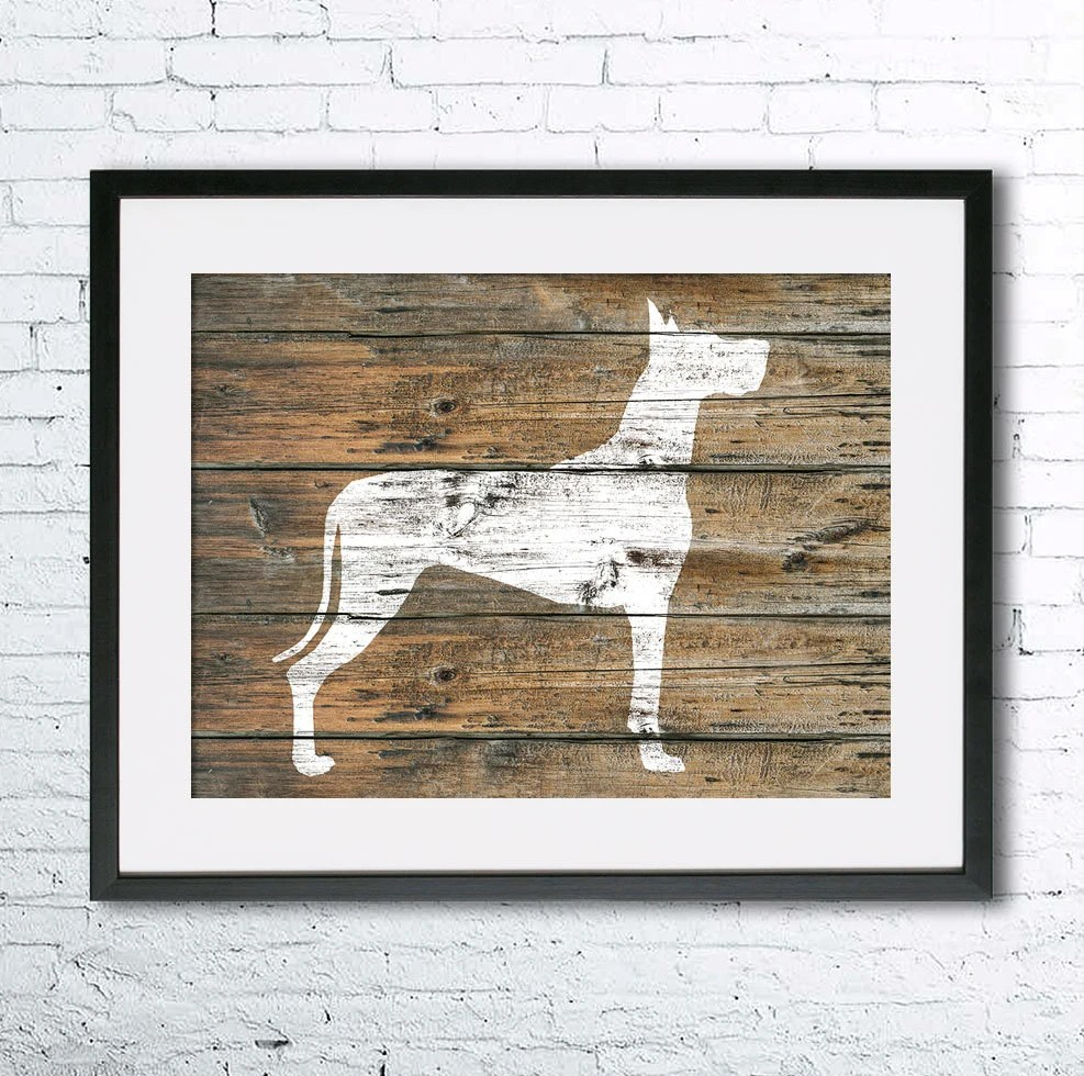 Great Dane Etsy