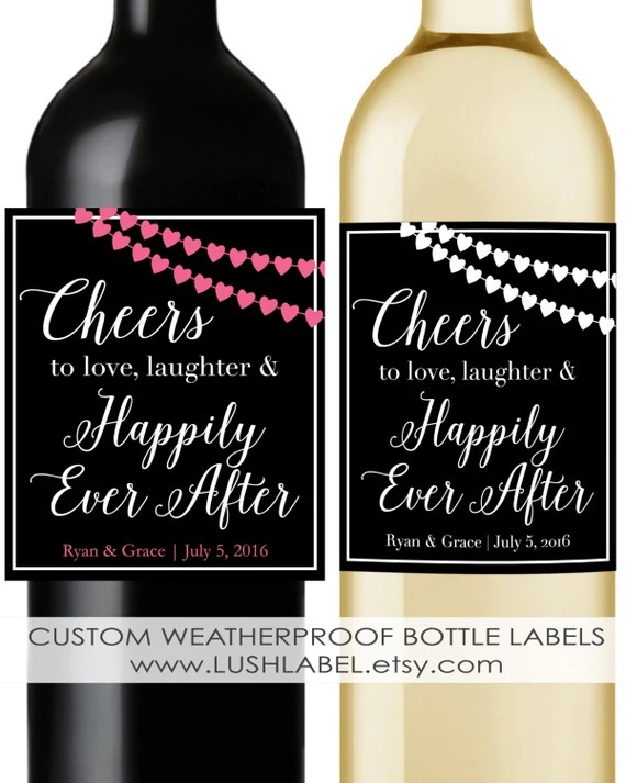 Download Cheers to Love Laughter and Happily Ever After - Wedding ...