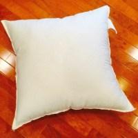 Eco Friendly Throw Pillow Inserts: 14x14 16x16 18x18 20x20