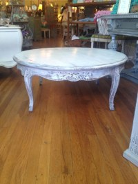 Vintage Country French Coffee Table