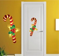Candy Cane Decal Candy Cane Wall Decals Candy Mural