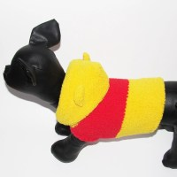 Pooh bear dog gostume Winnie the pooh Costumes for by ...