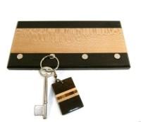 Key Holder / Wood Key Holder / Magnetic Key Holder / Wall