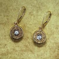 Bullet Jewelry Dangle Earrings Winchester by ...