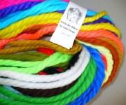 lot 23 pair yarn hair ribbons