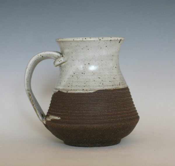 Ceramic Coffee Mug 16 oz handmade ceramic cup by ocpottery