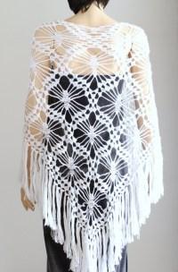 Crochet shawl wrap Shawl pattern Wedding shawl Wrap shawls ...